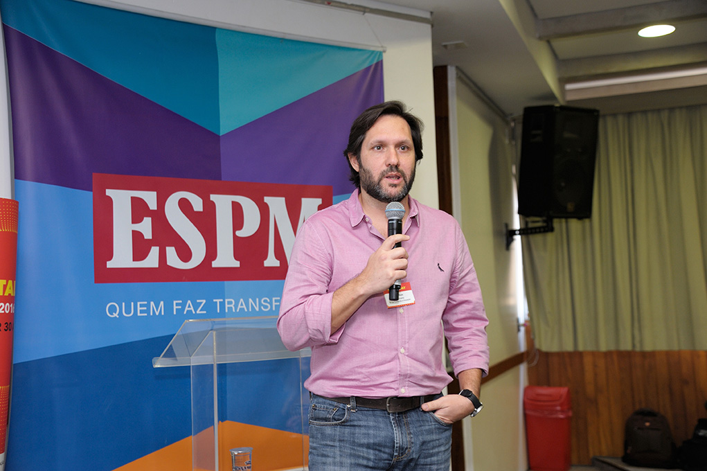 Fabio Reis, VP Mídia e Conteúdo  Rev Pais e Filhos