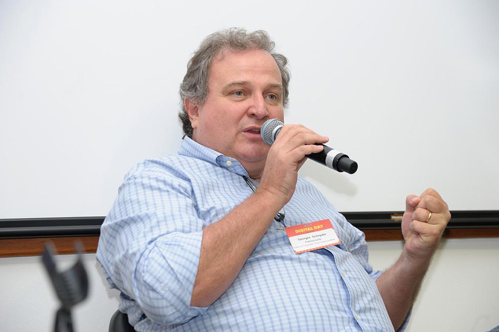 Georges Schneider, Dir Pub  Rev Prazeres da Mesa