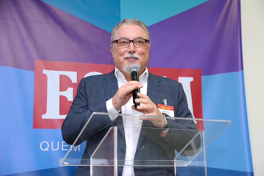 João Ciaco, Dir da FCA - Fiat Chrysler Automobiles