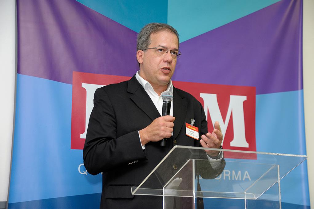 Pedro Silva, Presidente IVC