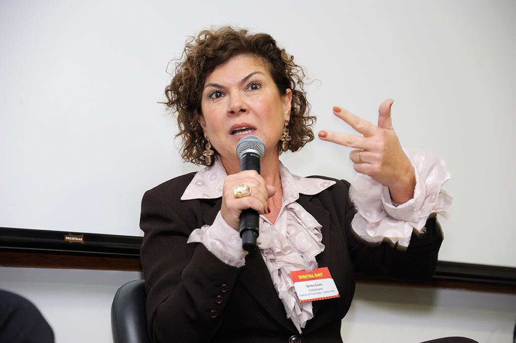 Selma Souto, Dir Publicidade, Editora Abril