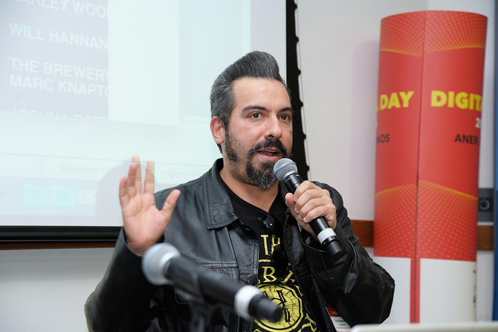 Vicente Mastrocolla, Coord NIS, ESPM