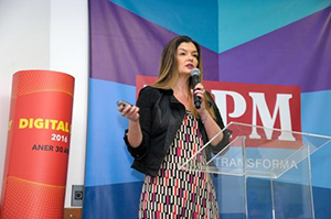 Roberta Ristow, Dir Estúdio  Globo.