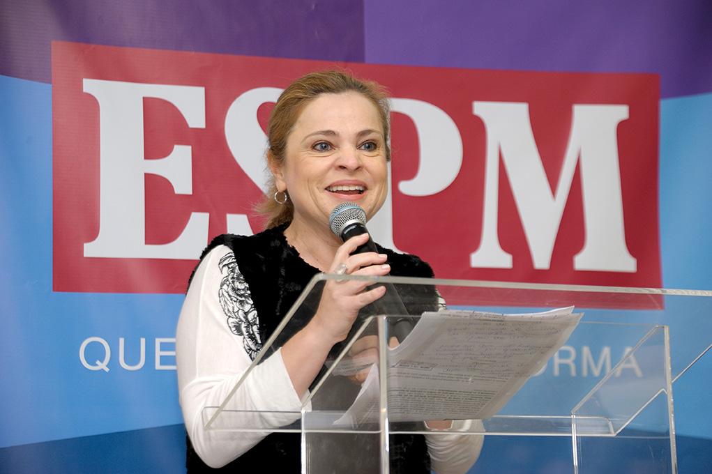 Claudia Vassalo, CEO , Jornalista, Cons. ANER e CEO da CDI