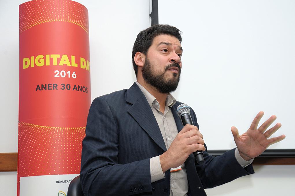 Cristiano Santos,  Social Media , Inovação Digital, Ed Globo