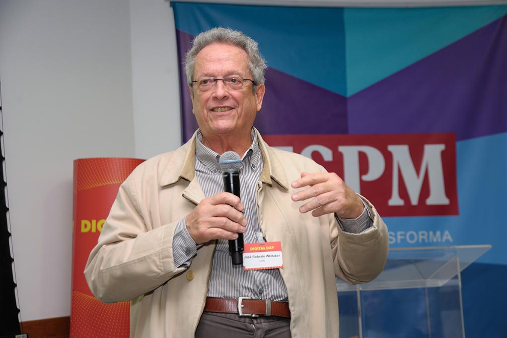 José Roberto Witaker , Presidente ESPM
