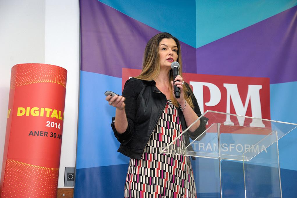 Roberta Ristow, Diretora Estúdio Globo