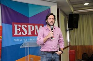 Fábio Reis,  VP de mídia e conteúdo, Revista  Pais e Filhos.