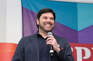 Luiz Fernando da Silva Jr, Coord. do NIS, ESPM.